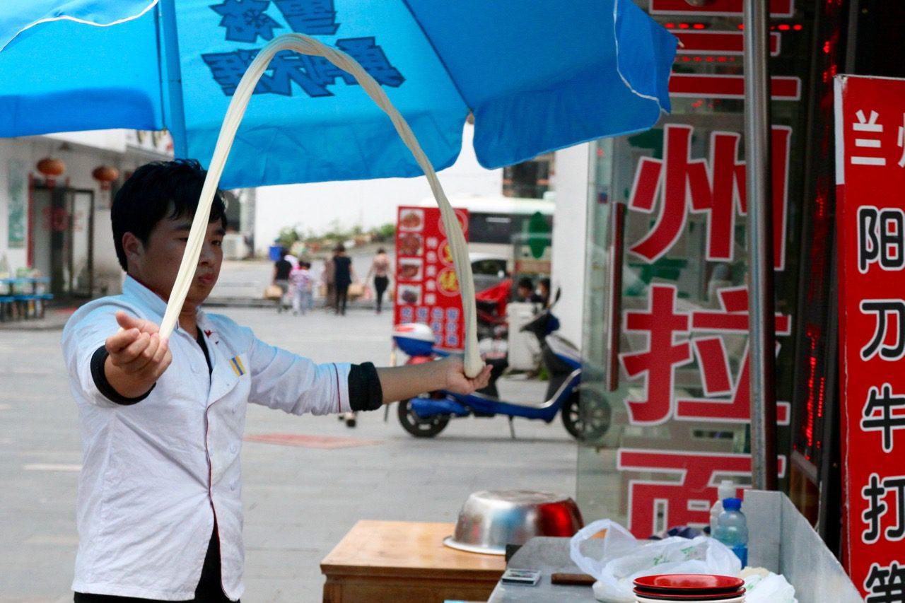 Tangkou Street Huangshan Blog Travel2