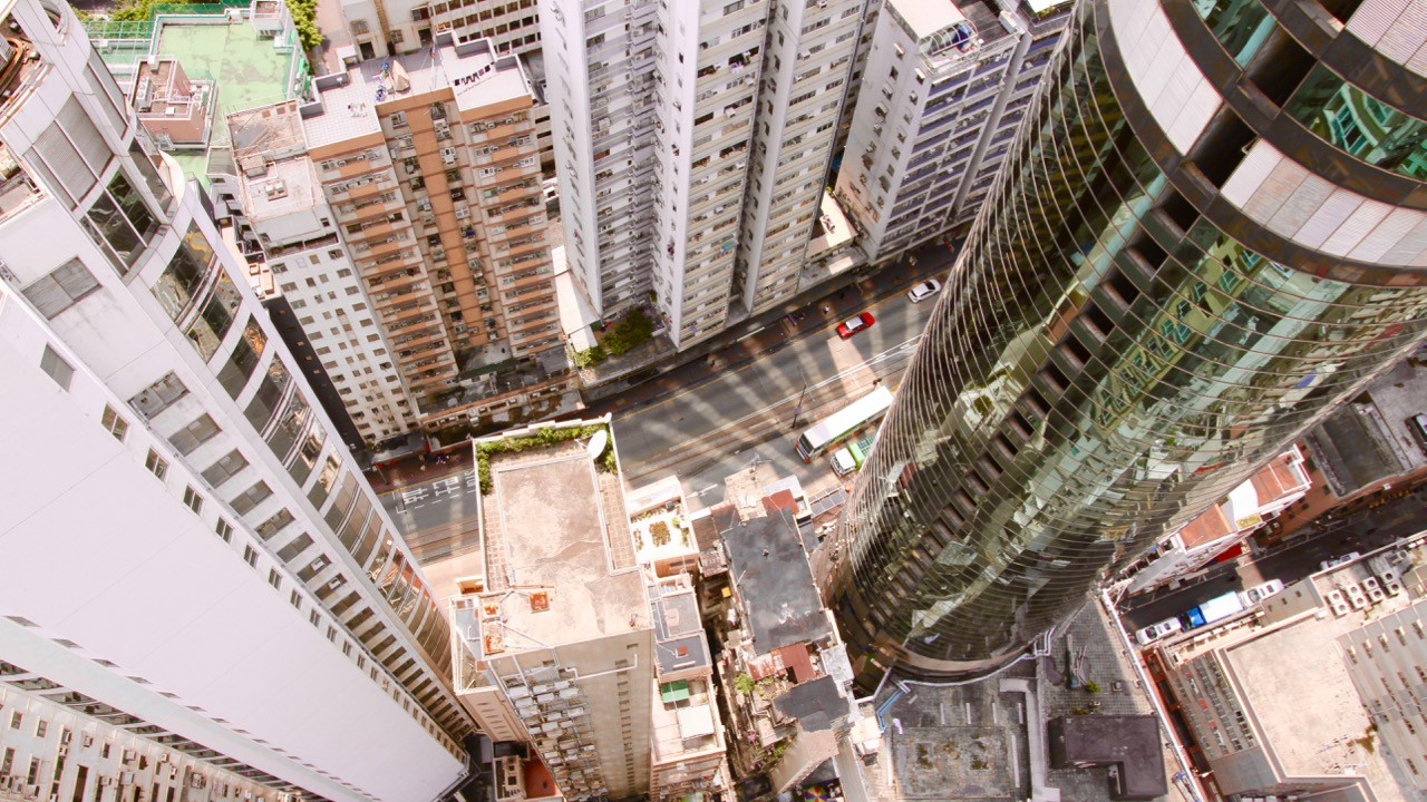 Hong Kong Skyscrapers Travel Blog