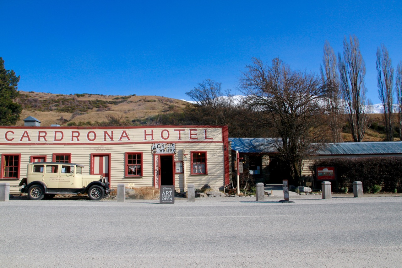Cardrona Hotel Things to do in Wanaka New Zealand Travel Blog