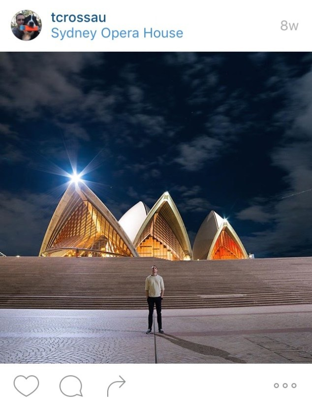 Tom C TCROSSAU - my favourite travel instagrammers of 2015