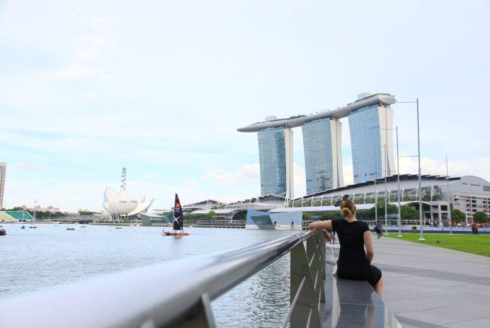 Singapore on a budget Phoebe Lee Travel Blogger