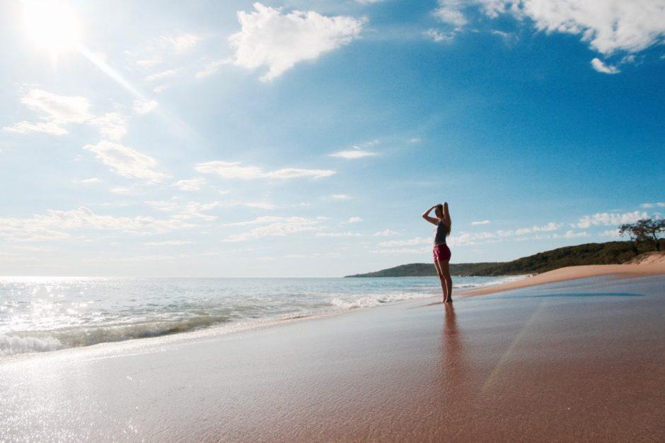 Phoebe Lee Travel Blogger Agnes Water Australia Queensland