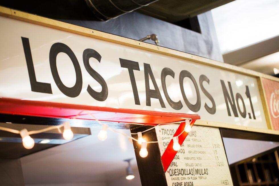 Los Tacos No.1