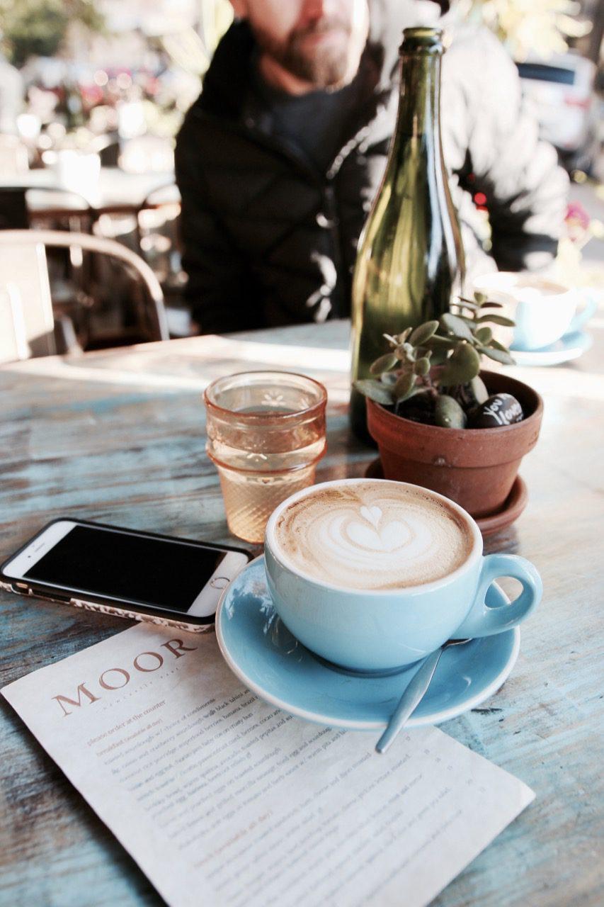 Moor Breakfast Cafe Newcastle New South Wales