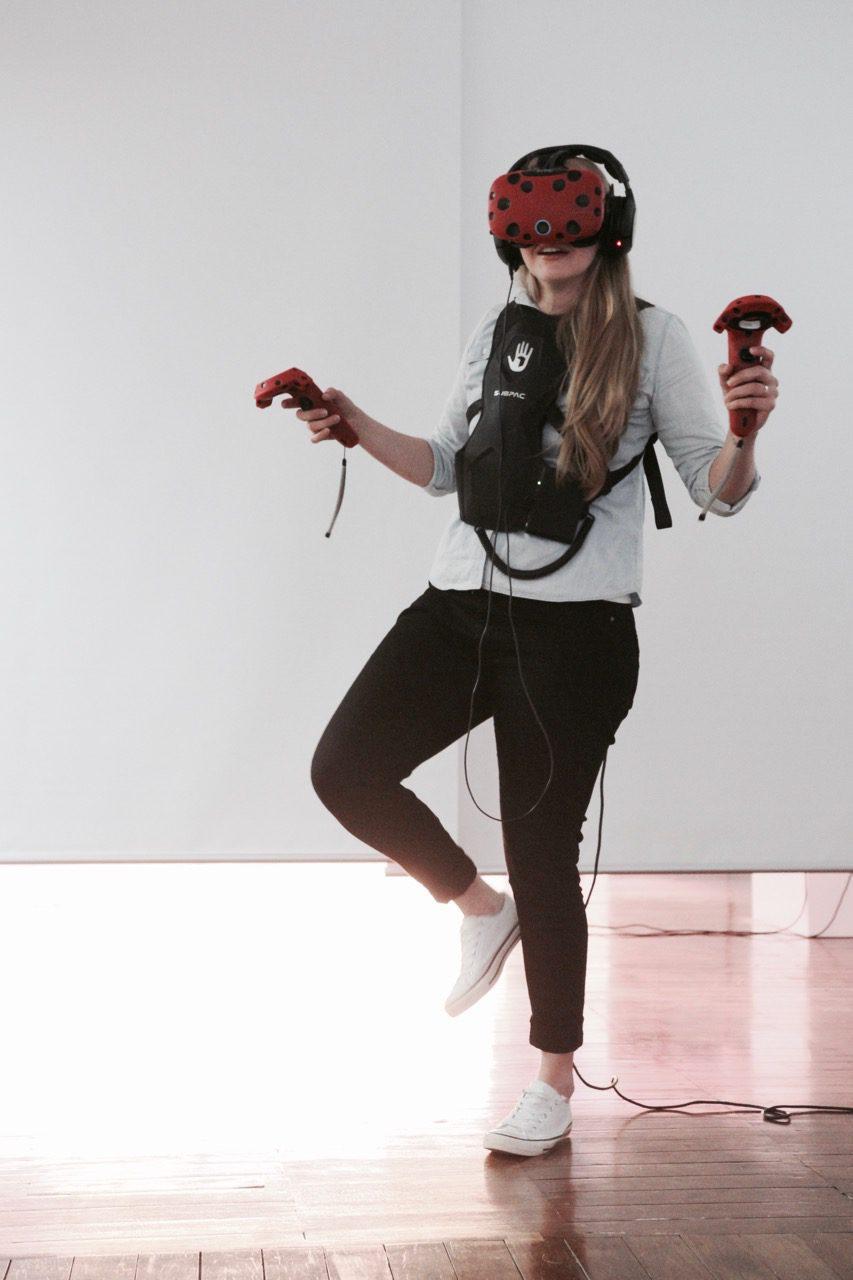 Virtual Reality Experience VRXP Newcastle