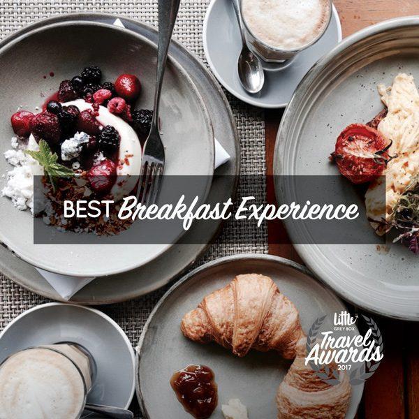 Best Breakfast Experience