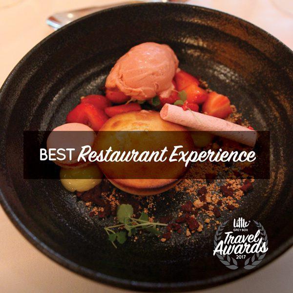 Best Restaurant Experience
