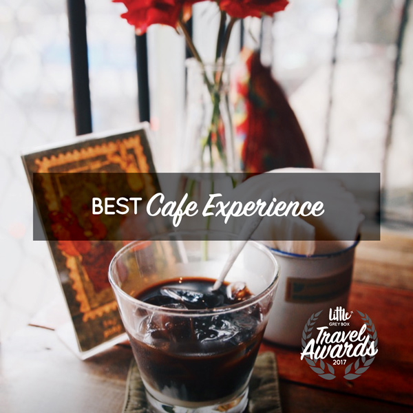 Best Cafe Experience