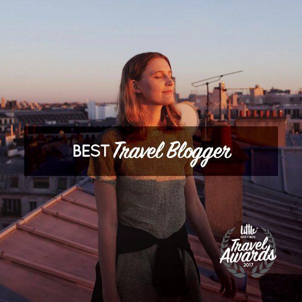 Best Travel Blogger