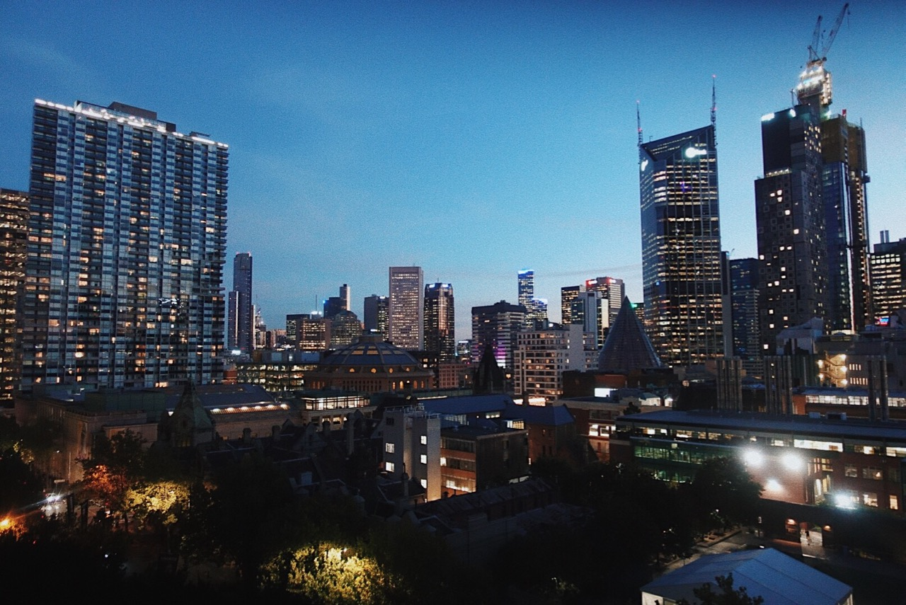 How to spend one night in Melbourne on a budget!