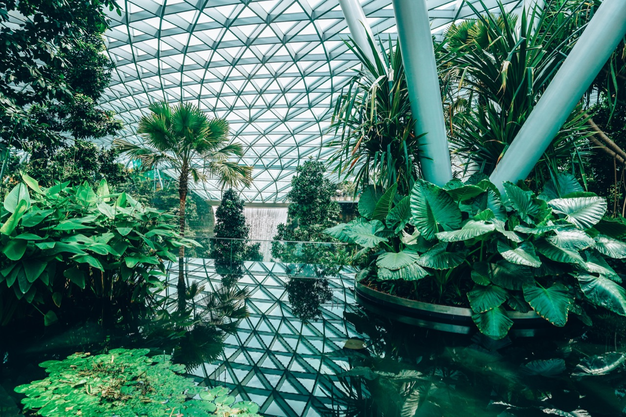 The best guide to visiting Jewel at Changi Airport Singapore - 25