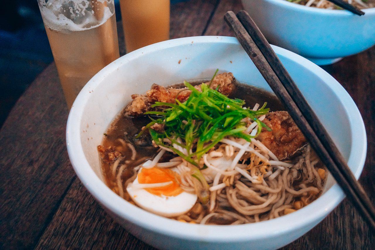 Chop Chop Noodle House © Little Grey Box