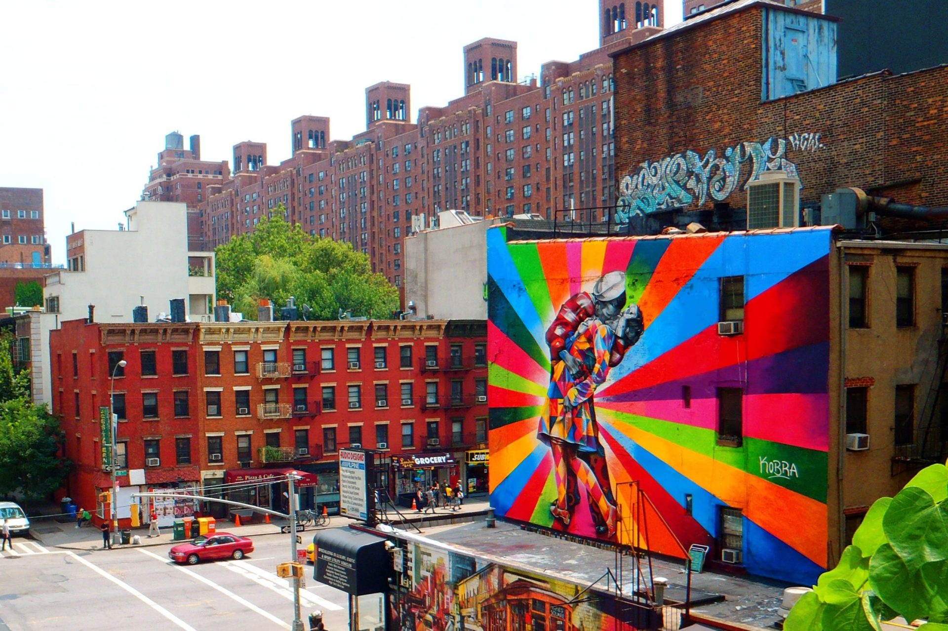 The Highline What to pack for a trip to New York Travel Blog Guide Packing