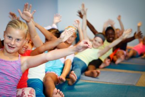 Kids Yoga Raleigh