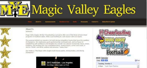 MagicValleyEagles.com