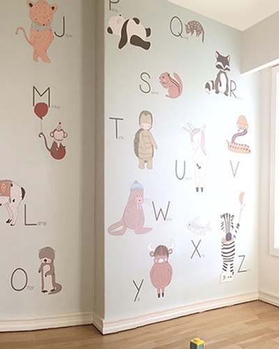 LH – ABC Room in Colors