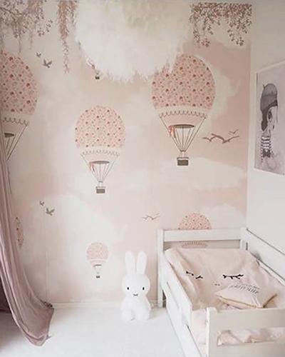 LH – Balloon Ride Flowers Room