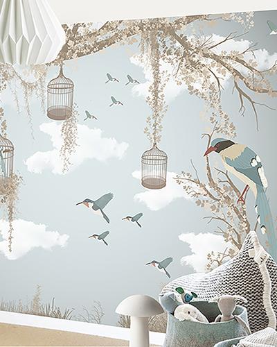 LH – Blue Birds Room