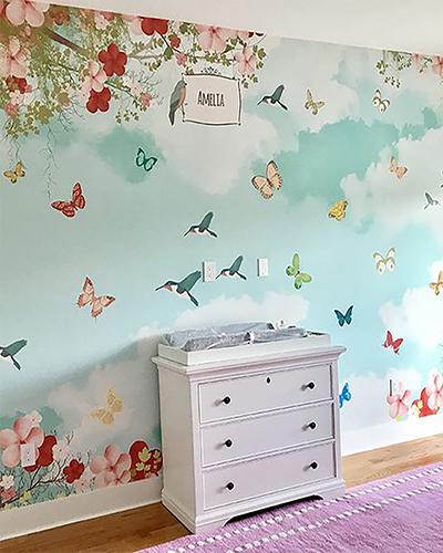 LH – Butterflies Room