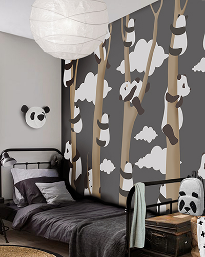 LH – Climbing Pandas Room