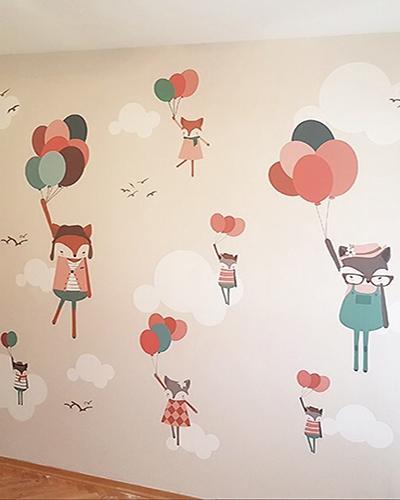 LH – Flying Fox I room