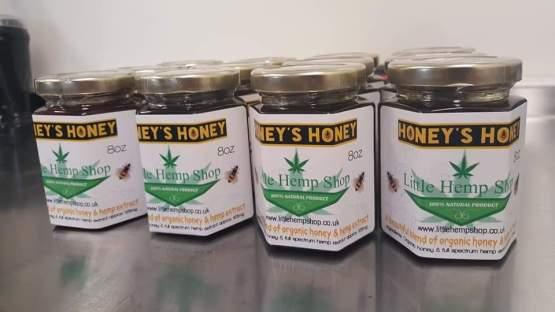 Honey's Honey 227gm (8oz) jar