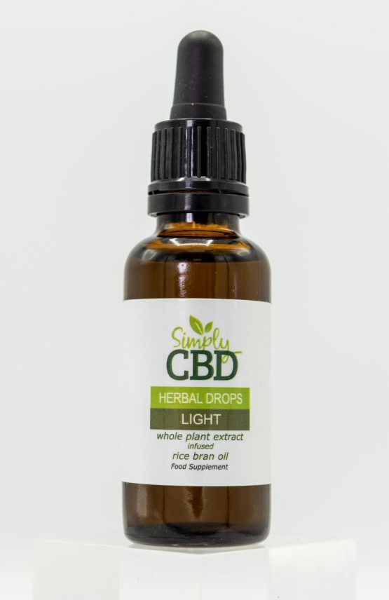 simply CBD drops