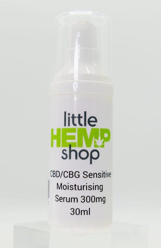 CBD Sensitive Moisturiser