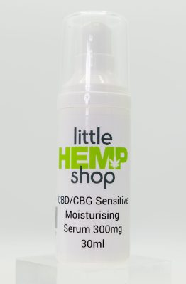 CBD Sensitive Moisturiser