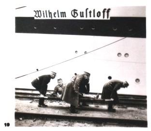"""Корабль """"Вильгельм Густлоф"""" общества """"Сила через радость"""", превращенный в плавучий госпиталь"""