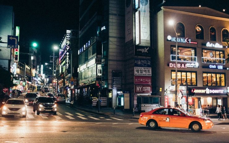 Where to stay in Seoul - Itaewon is a great district for cosmopolitan travelers who yearn for the world's best wherever they go.