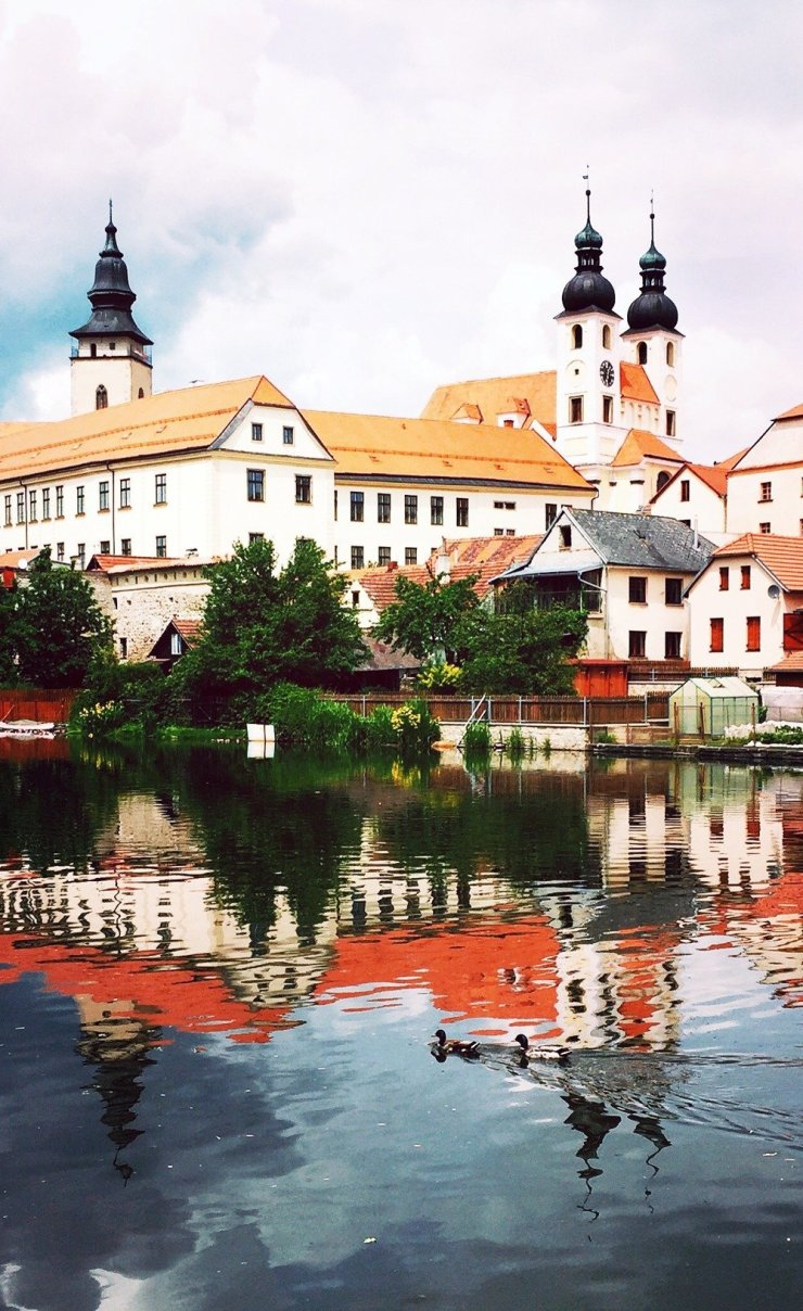 Telc has the most beautiful town square in the Czech Republic – an Italian Renaissance castle flanked by Baroque burgher houses certainly make for a pretty picture. Visit Telc in this road trip itinerary from Prague to Vienna across Czech Republic's gorgeous countryside.