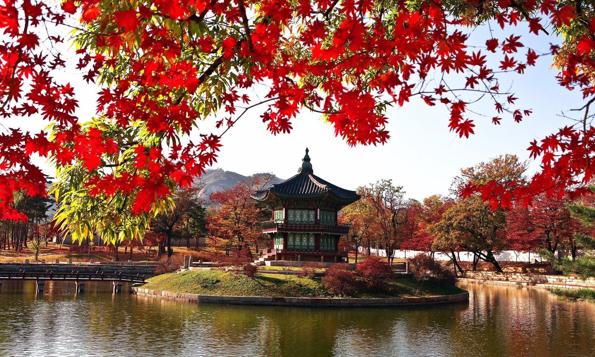 From the book where you might see the beautiful autumn leaves - South Korea Is A Great Place For An Autumn Holiday There Are Plenty Of Spots