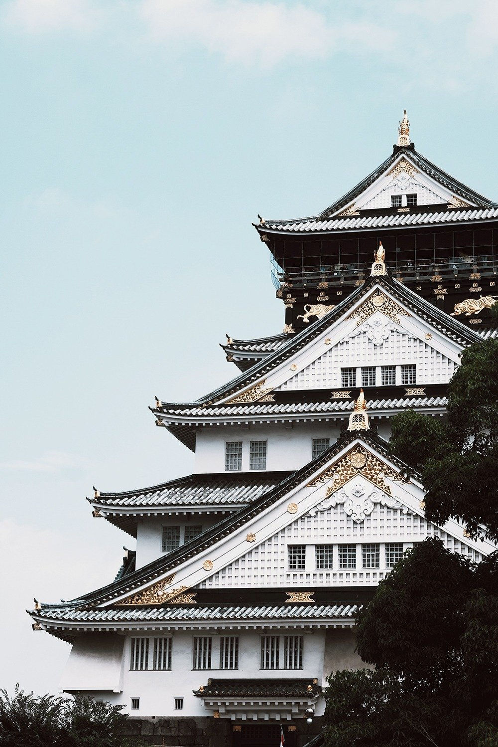 Osaka is home to a great food and local culture, modern architecture, and its very own castle! The city is definitely worth checking out for a couple of days, and it's also a great base for adventures to Kyoto, Nara, and Kobe. If you're headed to Kansai, here's where to stay in Osaka.