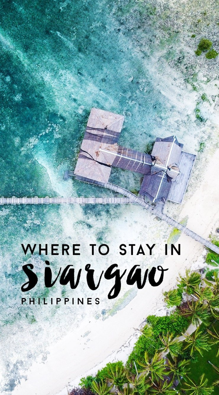 Ease into the Philippines' crazy/wonderful island culture with a trip to the chill island of Siargao. This is the place to surf epic waves, eat amazingly delicious food, and capture Instagrammable spots for days. Get ahead of the crowd and find your perfect little spot with this guide to where to stay in Siargao.