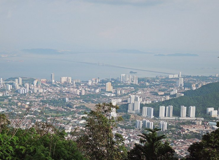 Escape the heat and get amazing views of George Town from the peak of Penang Hill – 3 days in Penang travel guide