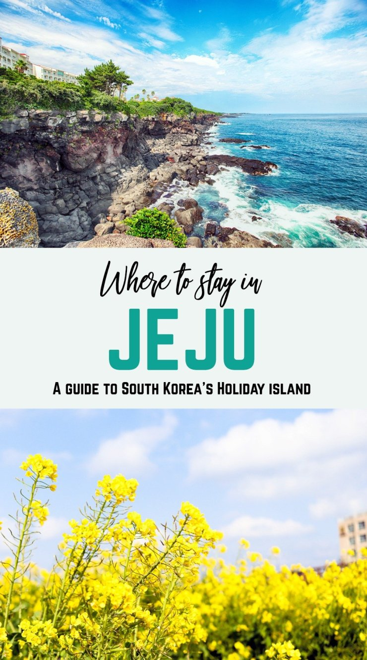 """Jeju Island is one of South Korea's best summer destinations. With beautiful beaches, stunning natural landscapes, and all kinds of quirky sights, there's so much to see and do in this """"island of the gods."""" Plan your trip and get ready for an exciting holiday – here's where to stay in Jeju."""