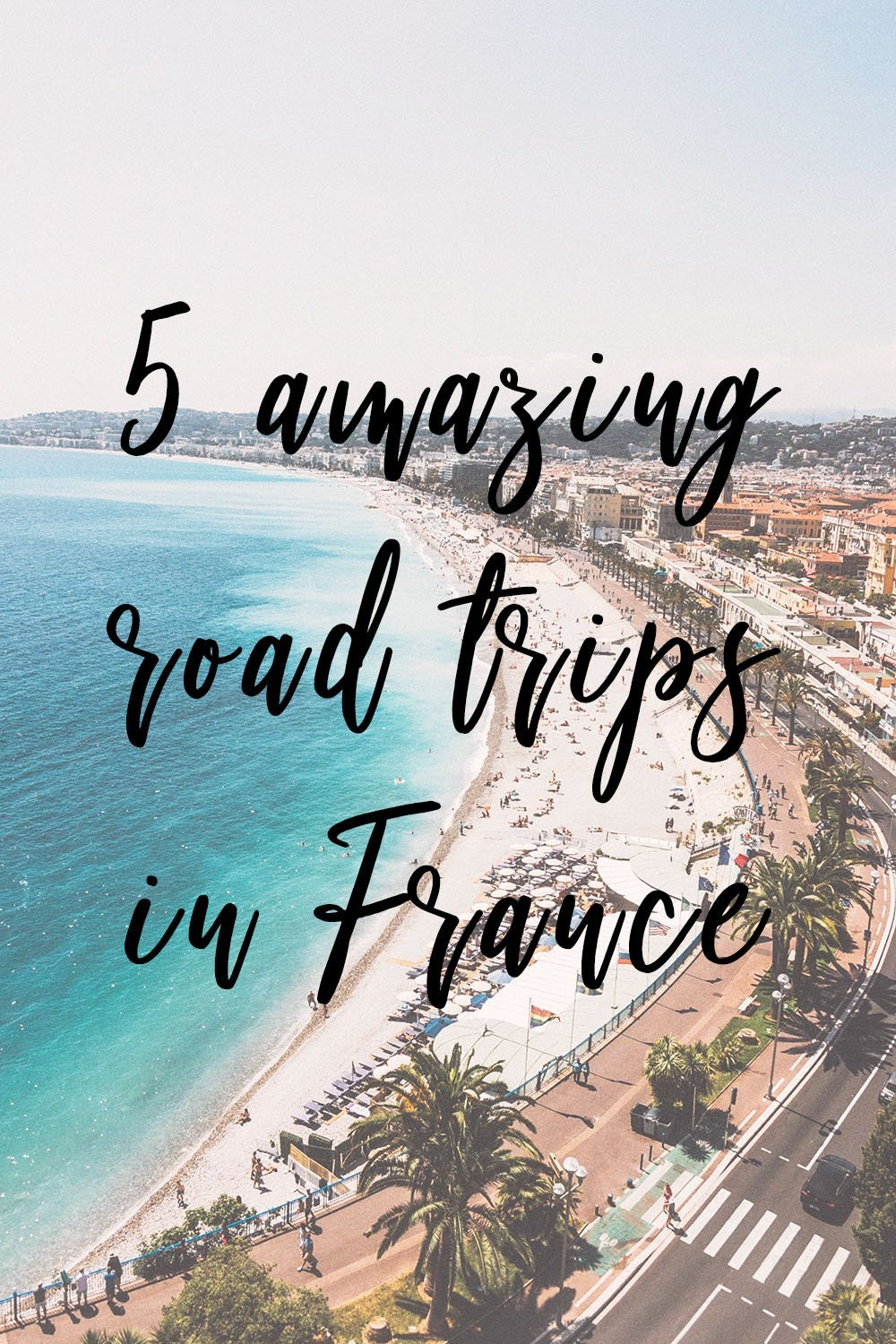 Get to know France beyond the glitz and glamor of its cities! Go for a road trip and get acquainted with its fragrant fields, cliffside castles, and fascinating towns. Here are 5 amazing road trips to take in France.