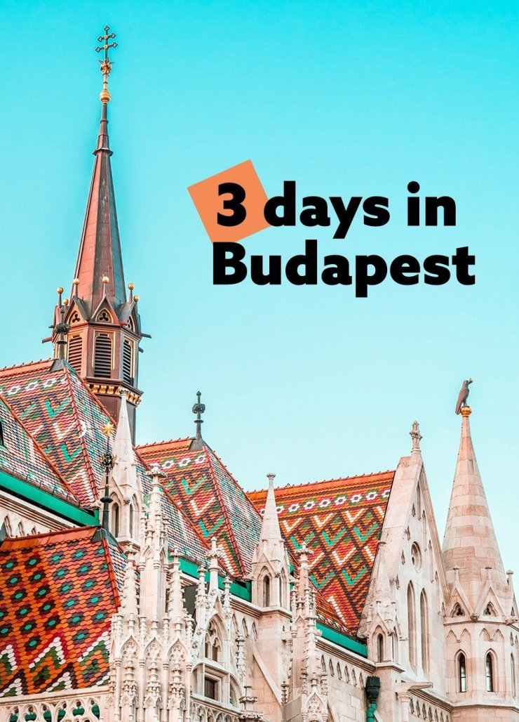 Budapest is a city that everybody seems to love. From luxury travelers on a cruise ship holiday to budget travelers backpacking Europe, the city has a lot to offer. Magnificent Hungarian architecture, delicious cuisine, and a bustling nightlife scene are just a few of the capital city's charms. For an exciting city break with just the right mix of historical sights and cosmopolitan vibe, head to Hungary's vibrant capital. Here's the perfect itinerary for 3 days in Budapest, Hungary.