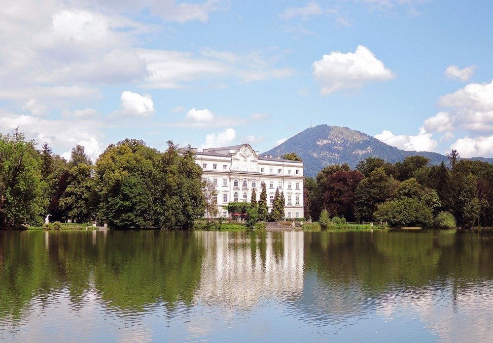 "The beautiful Schloss Leopoldskron is a national historical monument and the setting of many scenes in ""The Sound of Music."" The tour brings you to the film's most popular locations and is one of the best ways to see Salzburg's top sights and learn a bit about the city's history and traditions."
