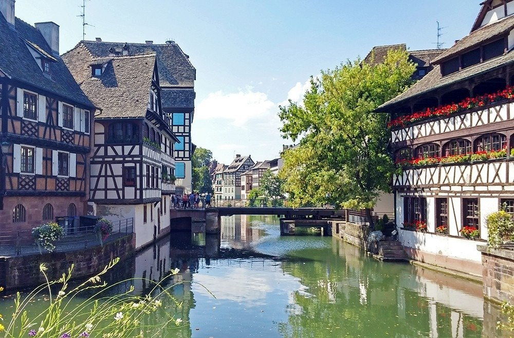 Where to stay in Strasbourg – if you want to soak up Strasbourg's quaint old-town beauty, stay around the Petite France district