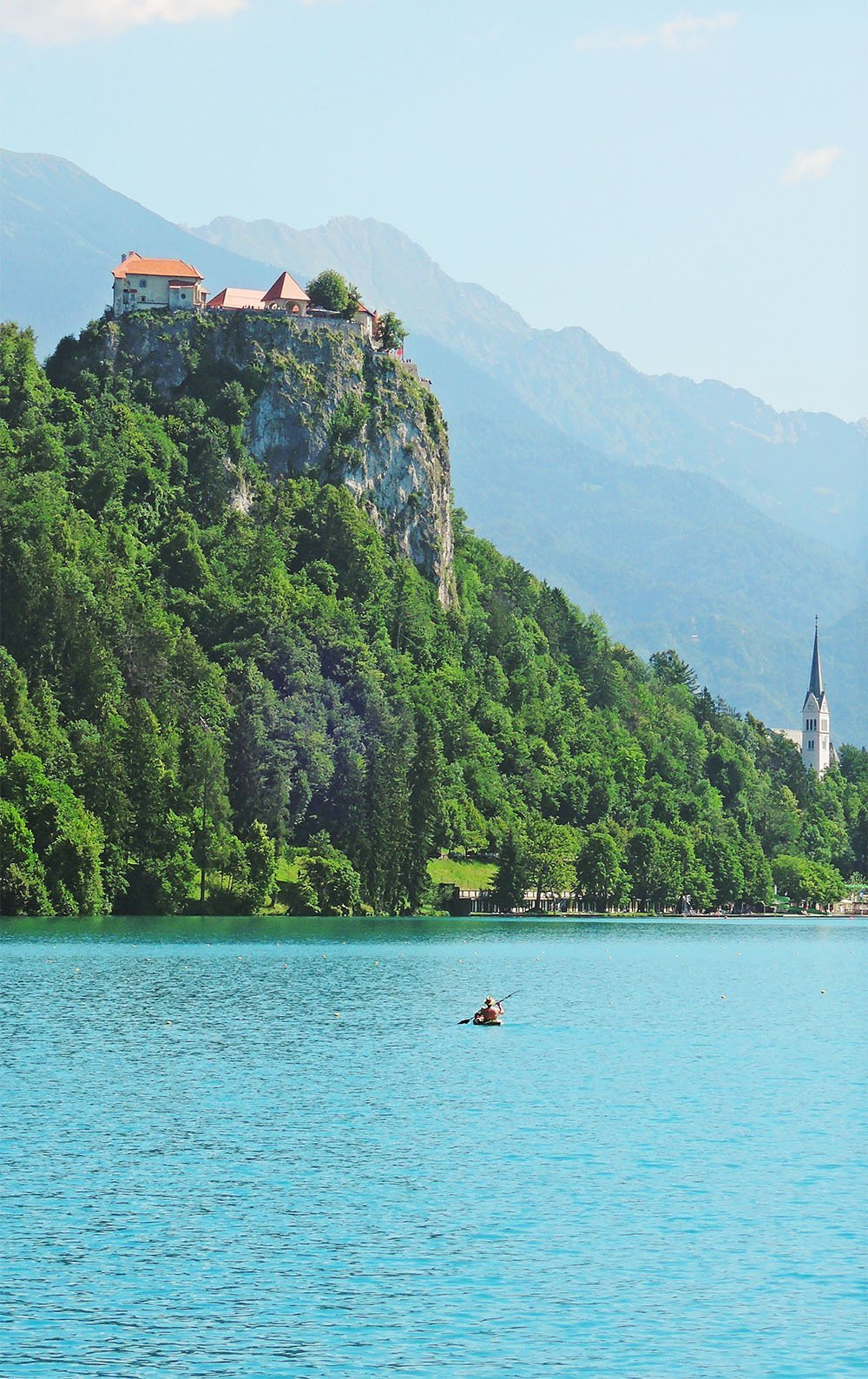 Visit Lake Bled, one of Slovenia's most loved destinations. Enjoy the breathtaking views of the Lake Bled, go for hikes around the Triglav National Park, and explore the beautiful natural landscapes in the area. Here's what to do for 5 days in Slovenia.
