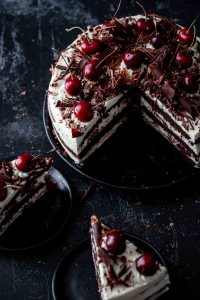 Authentic Black Forest Cake - Also the Crumbs Please