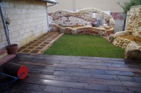 Another shot of the completed garden