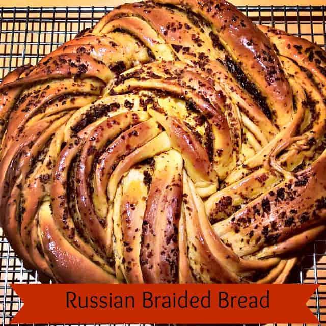 Braided Russian Bread
