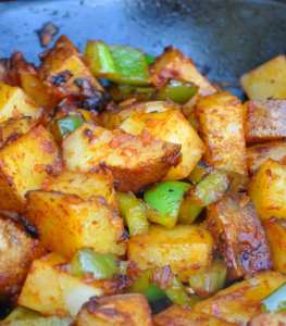 Barbecued Potatoes on the Grill2