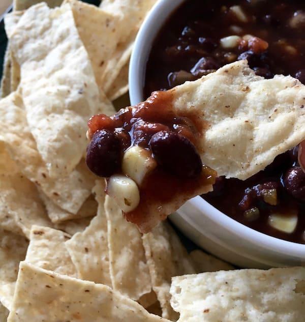 Corn and Black Bean Salsa4