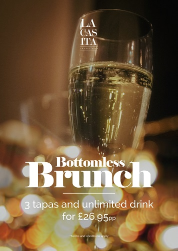 La Casita Bottomless Brunch