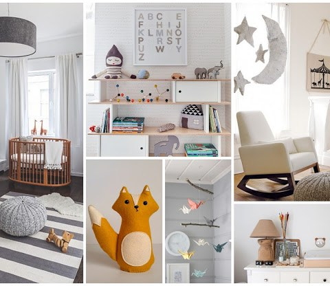 Pin-spiration Thursdays: Nursery