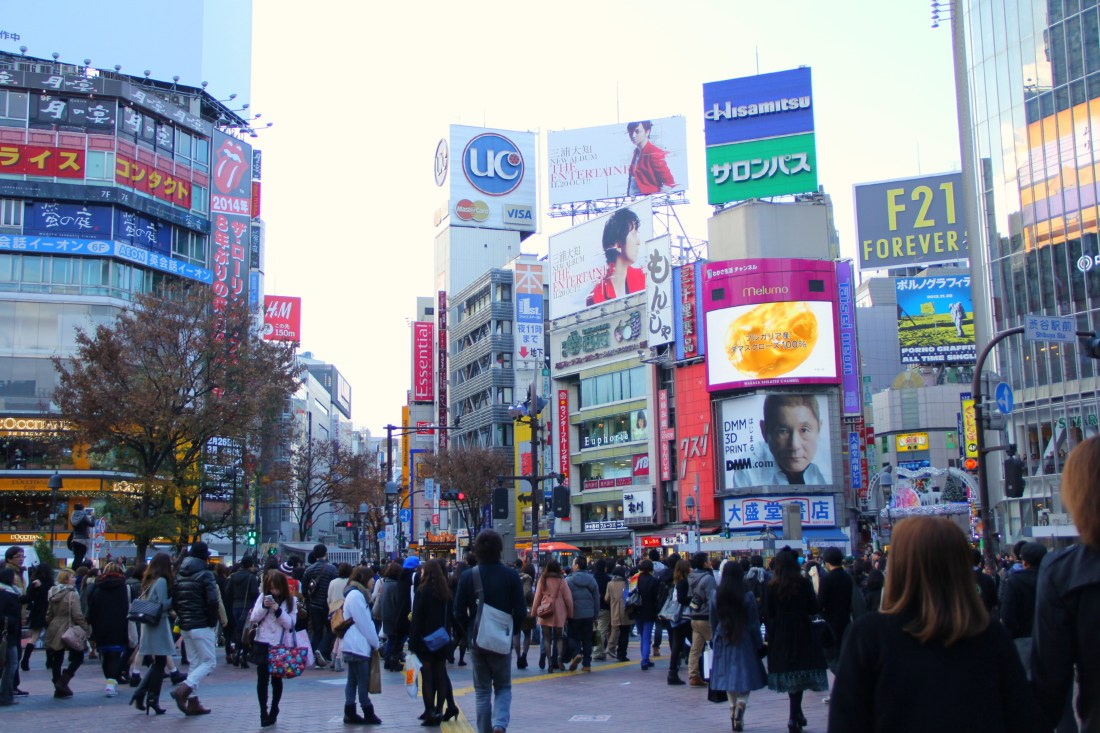 Tokyo, Japan: Day 1